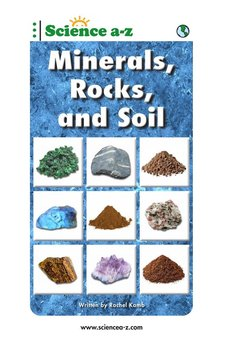 Science a z minerals rocks soil grades 3 4 science unit for Soil 4th grade science
