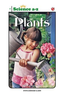 Plants - Nonfiction Book