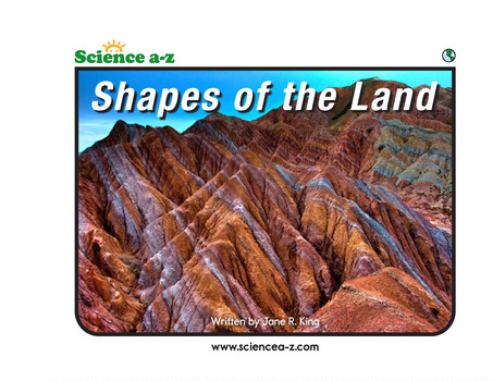 Shapes of the Land Concept Book