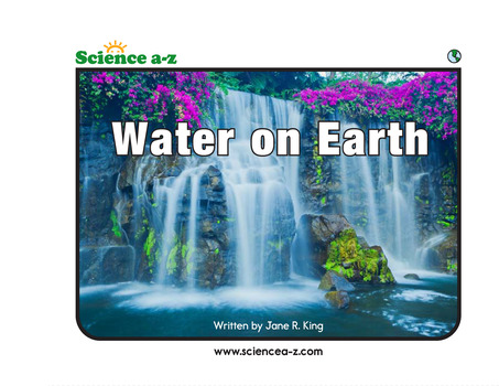 Water on Earth Concept Book